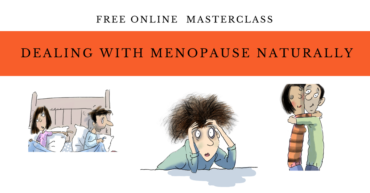 Overwhelmed and confused at #Menopause?  There is no need to be… 4