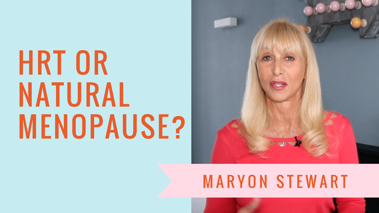 hrt How To Choose Between Natural Menopause & HRT 4