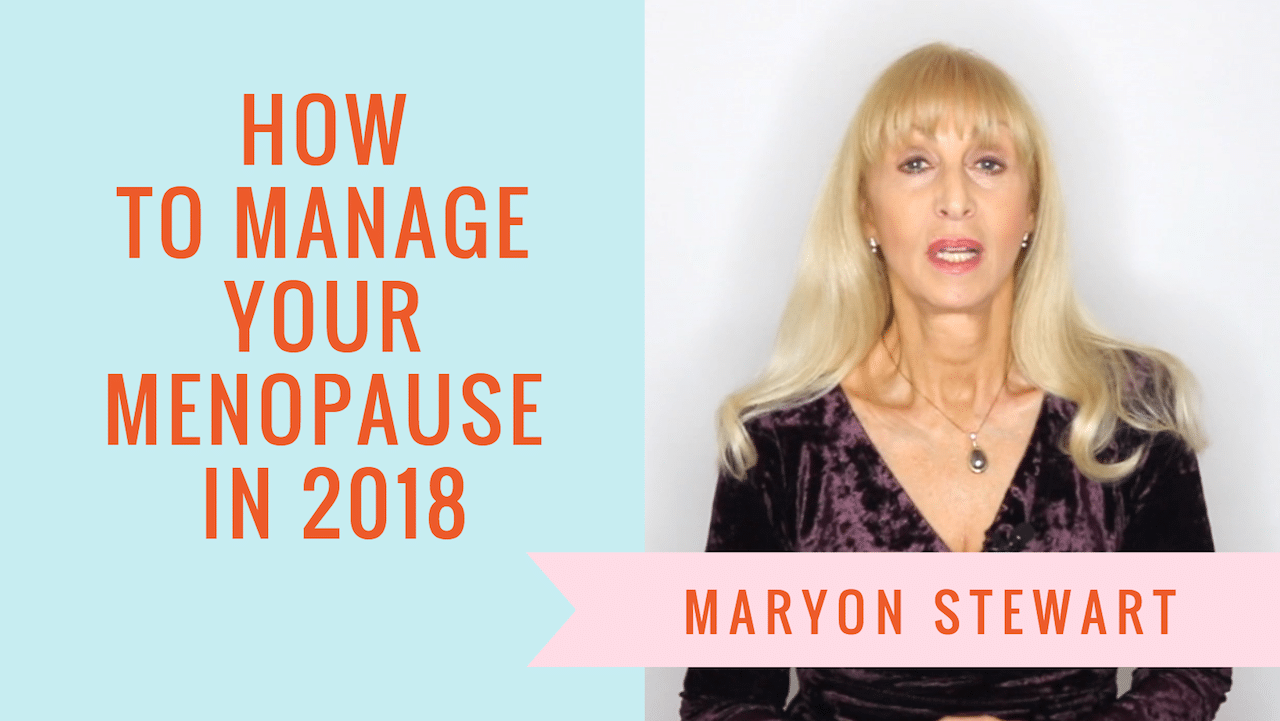 manage your menopause Wishing you a very happy New Year: Information on how to manage your menopause in 2018 Screen Shot 2017 12 08 at 11