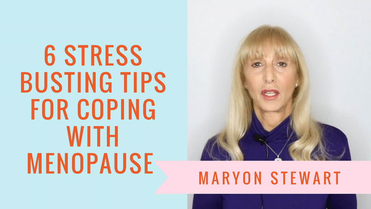 stress 6 Stress Busting Tips For Coping With Menopause 8