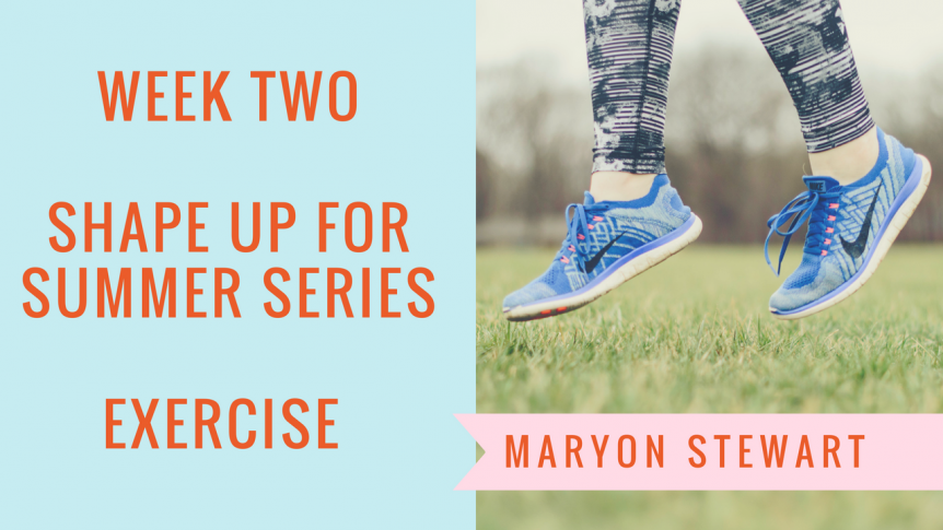 The Importance Of Exercise During Menopause - Maryon Stewart