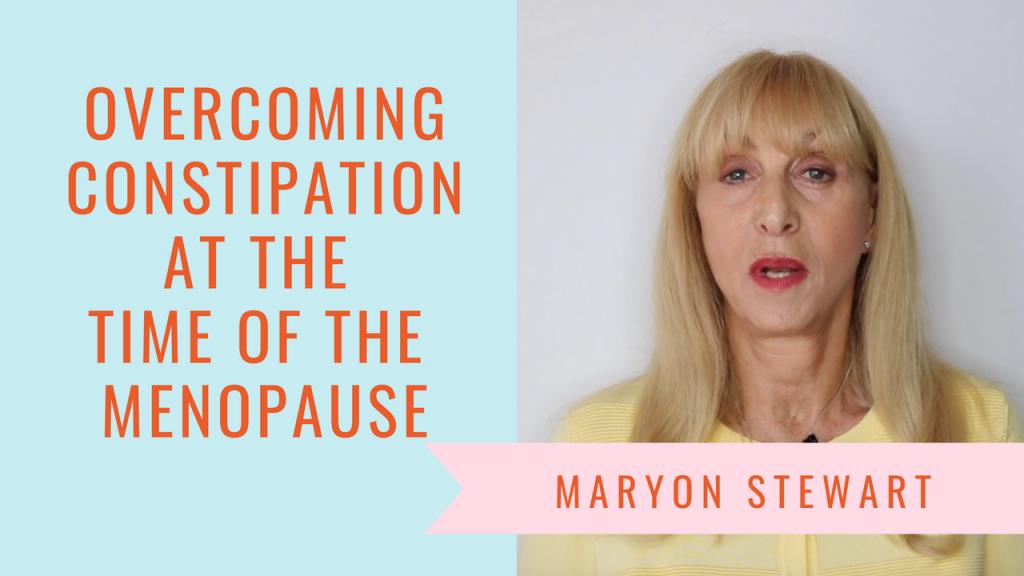 Maryon Stewart Constipation