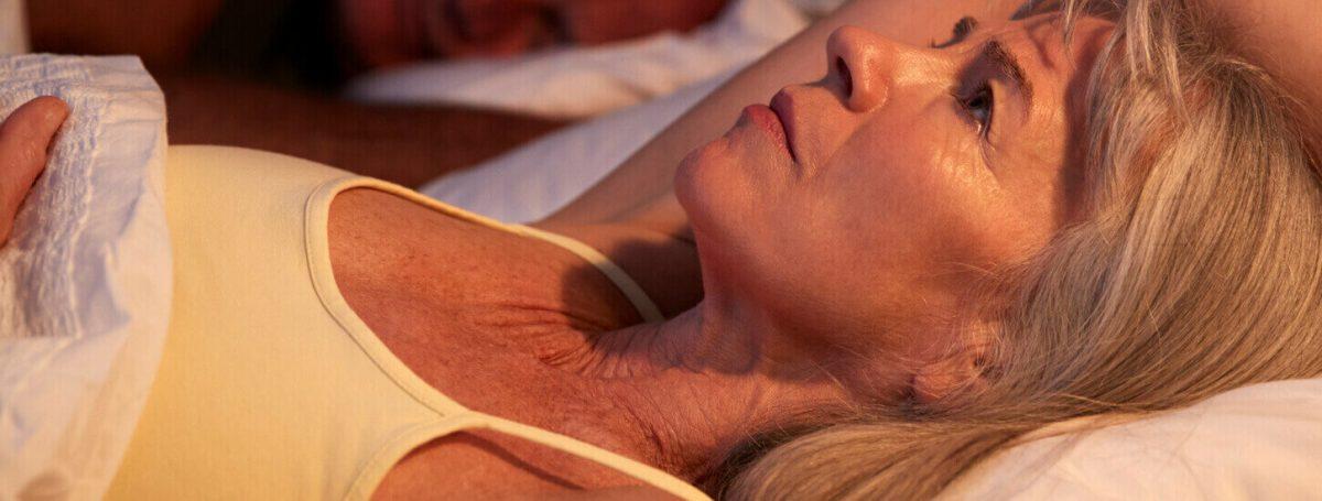 Symptom Insomnia - Menopause symptoms - Maryon Stewart
