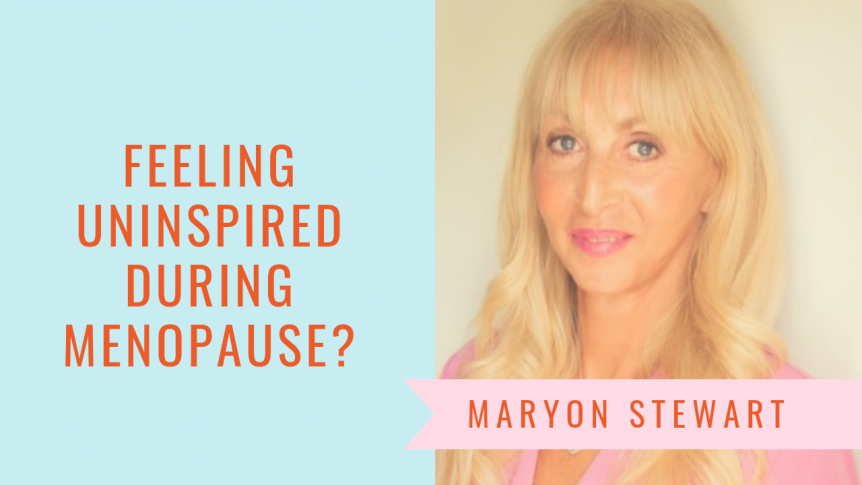 What to do when you're feeling uninspired - Maryon Stewart what to do when you're feeling uninspired What to do when you're feeling uninspired Feeling uninspired 862x485