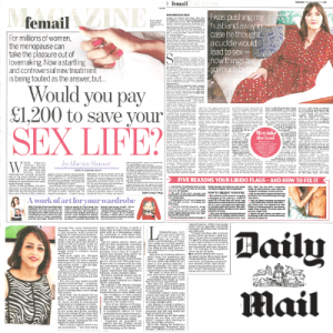 Daily Mail Article 14 February 2019  dm02.14.19 dm02